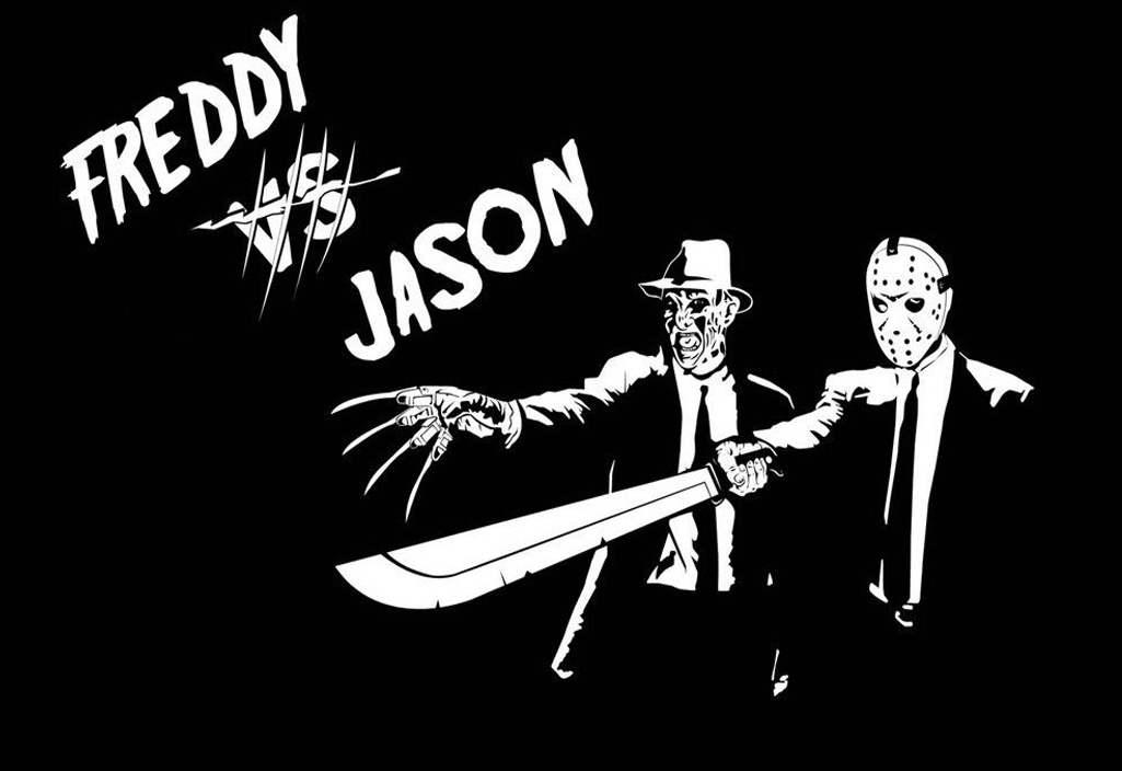 14140 Frossody vs Jason Movie Wall Print POSTER CA