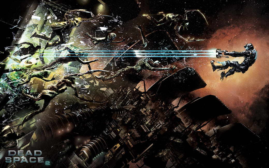 14486 Dead space 3 Game Wall Print POSTER CA