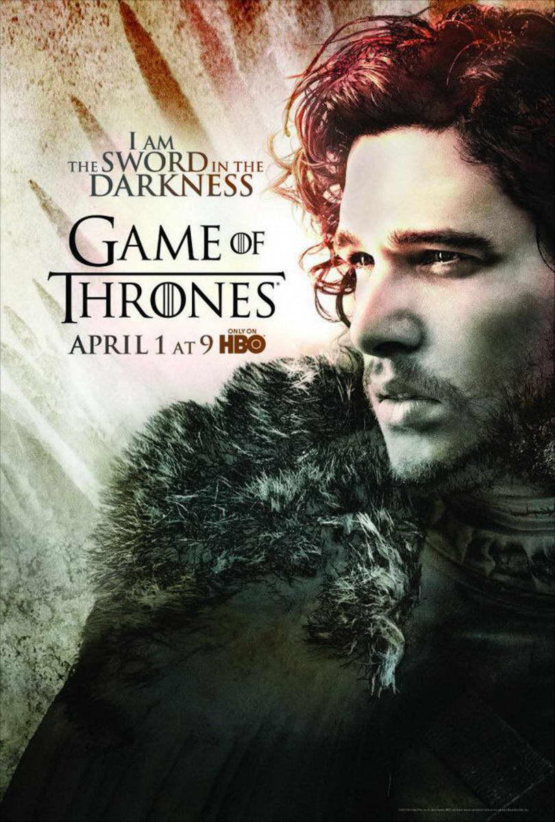 15191 Game of Thrones - TV Show Season Drama Series Wall Print POSTER AU