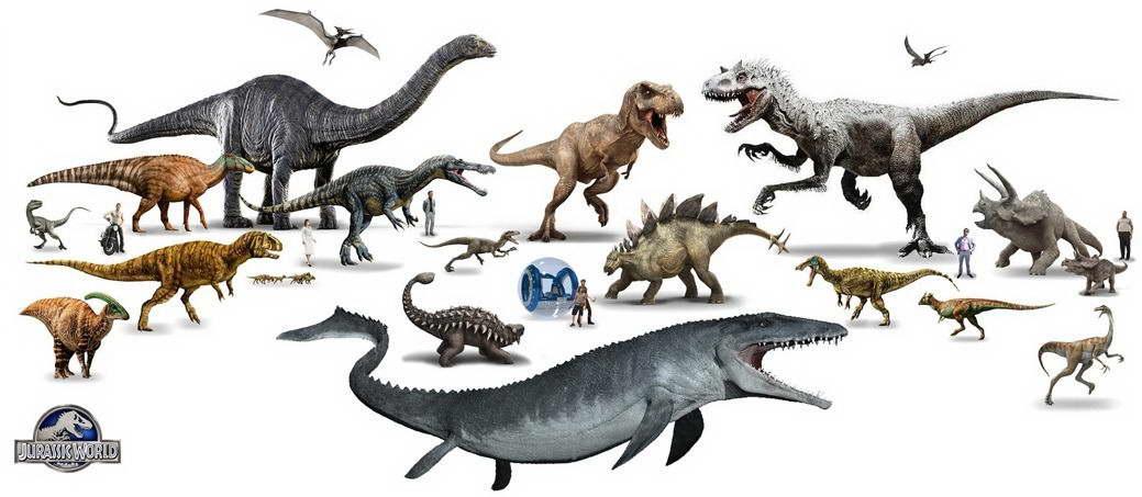15393 Jurassic World-CHRIS PRATT Dinosauro MOSTER parete Stampa Poster UK
