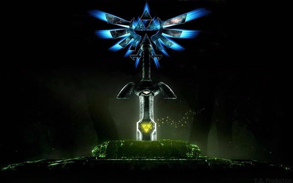 15521 the legend of zelda 25th anniversary Game Wall Print POSTER AU