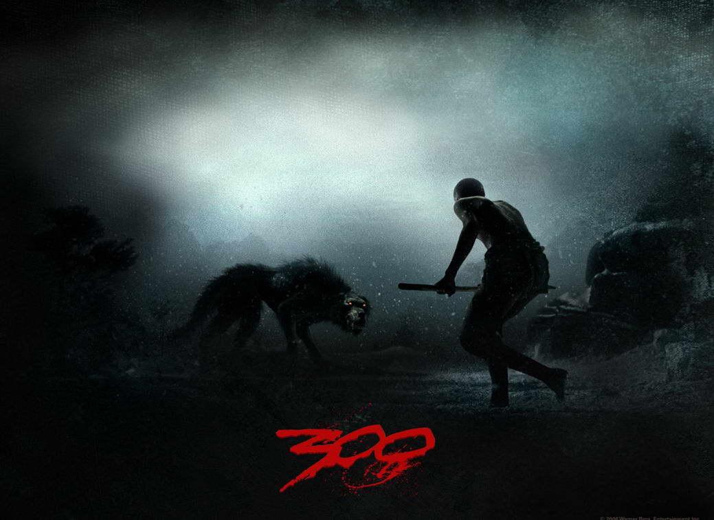 15831 Spartan 300 (2007) Movie Wall Print POSTER AU