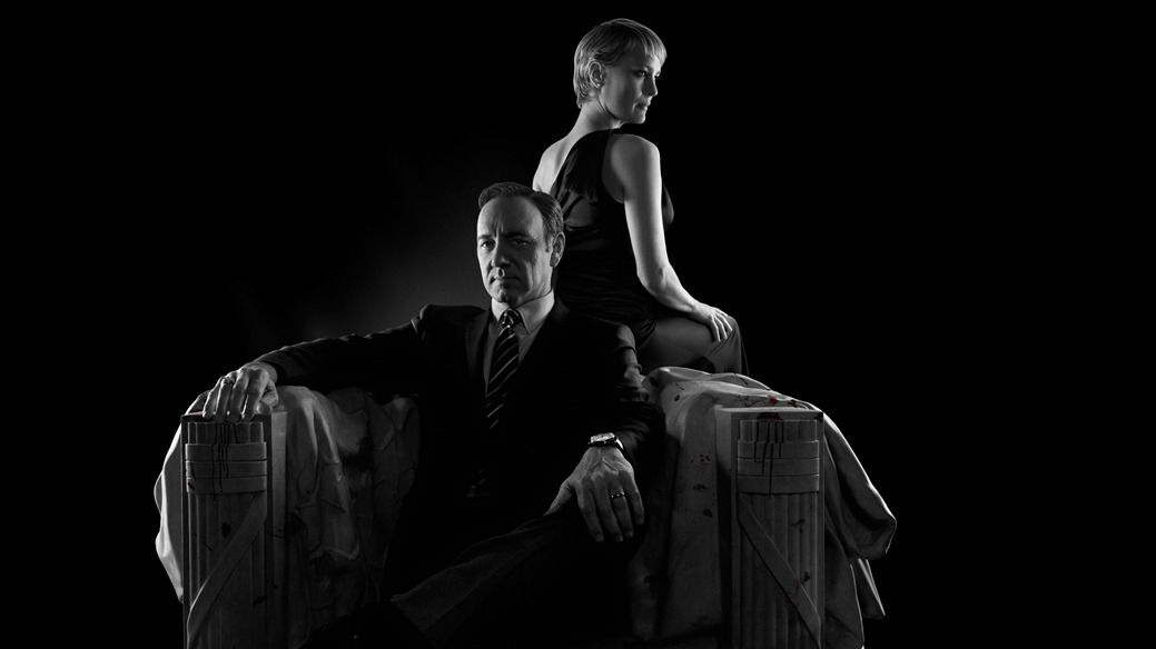 16860 House of Cards 1 2 3 TV Show Wall Print POSTER AU