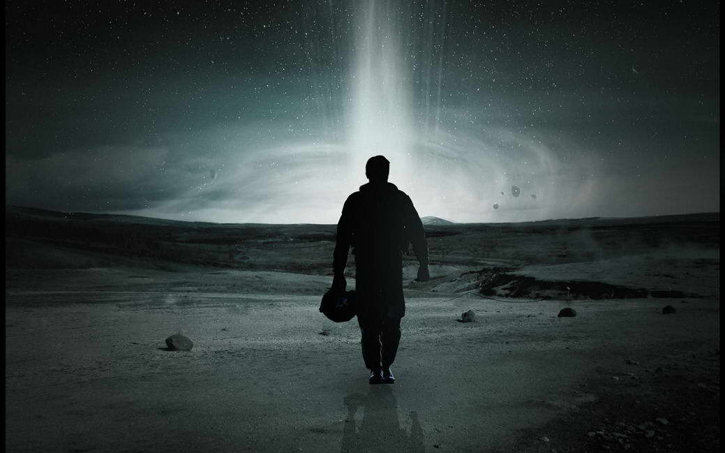 17175 Interstellar 2014 Movie Wall Print POSTER AU