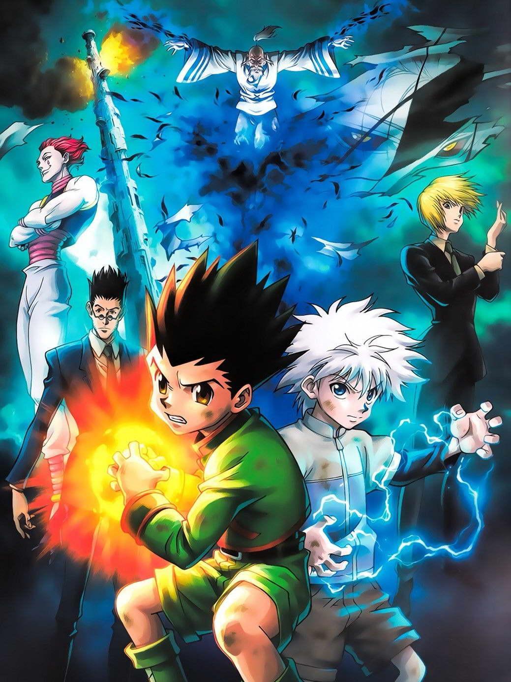 18074 Hunter x Hunter The Last Mission Anime Wall Print POSTER AU