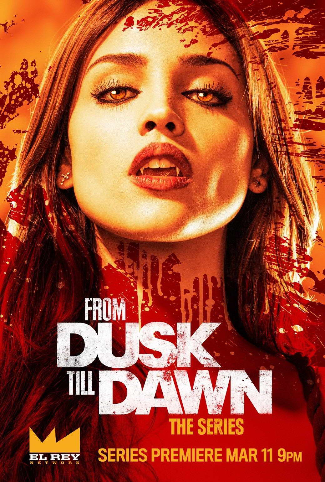 18594 From Dusk Till Dawn Movie Wall Print POSTER AU