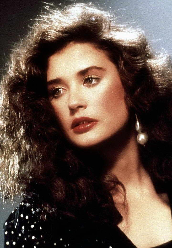 18703 Demi Moore Actor Star Wall Print POSTER AU