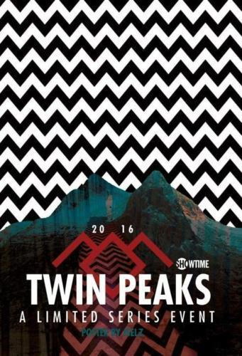 63818 2017 NEW Twin Peaks Wall Print Poster AU