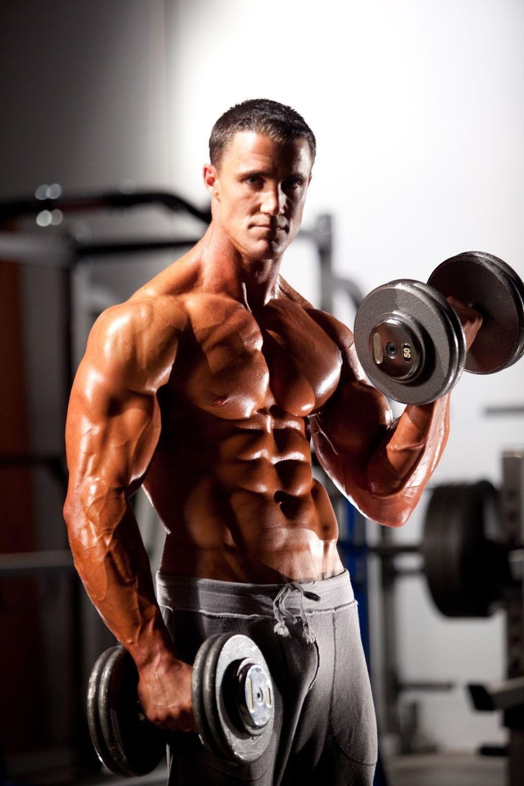 64170 Greg Plitt Fitness Model Strong Man Wall Poster Print Affiche