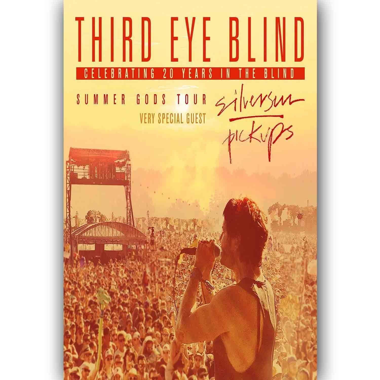 65076 Third Eye Blind Summer Gods Tour Wall Print Poster Uk Ebay