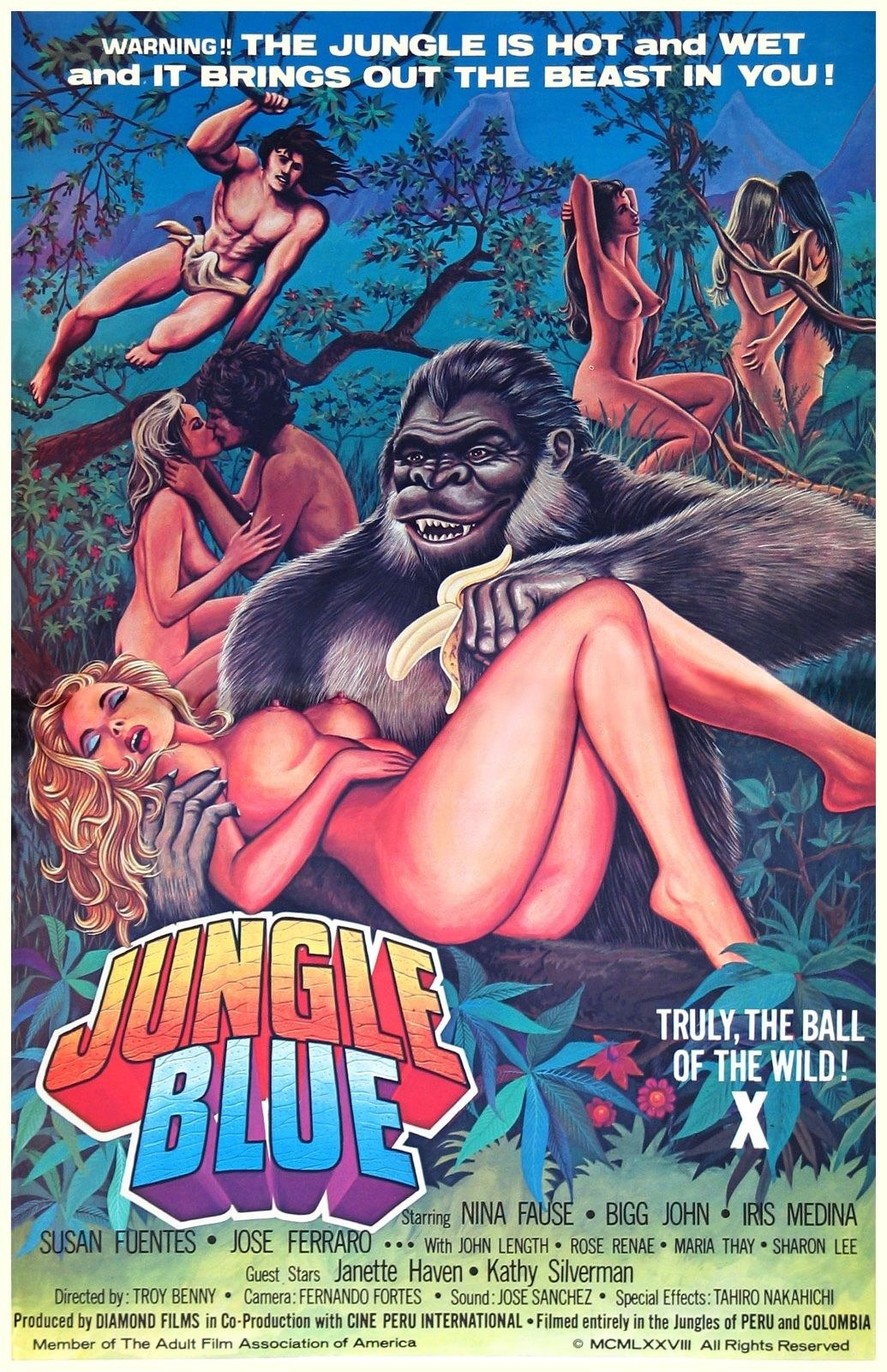adult film Blue