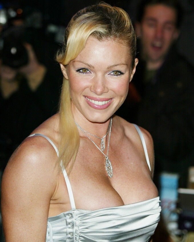 77640 NELL MCANDREW BUSTY PHOTO Wall Print Poster AU