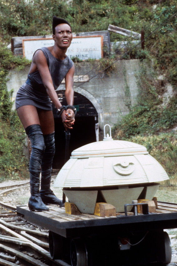 Image is loading 77748-A-VIEW-TO-A-KILL-GRACE-JONES-