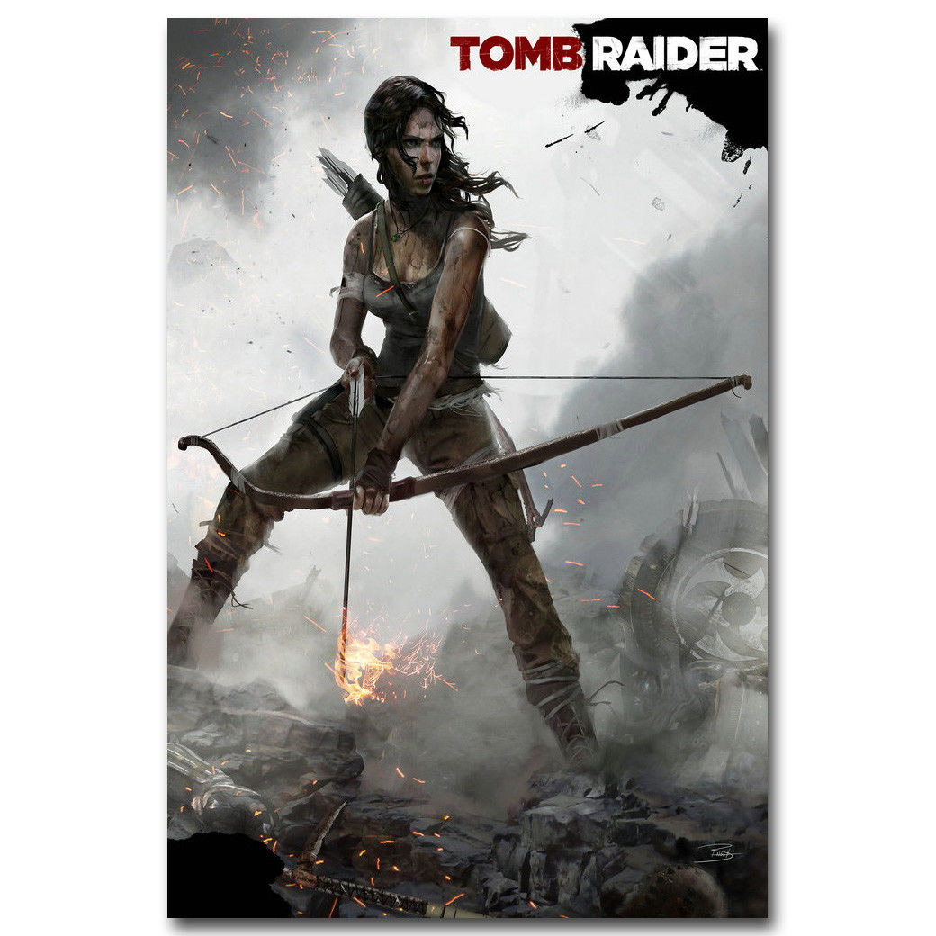 Image Is Loading 81349 Rise Of The Tomb Raider Lara Croft