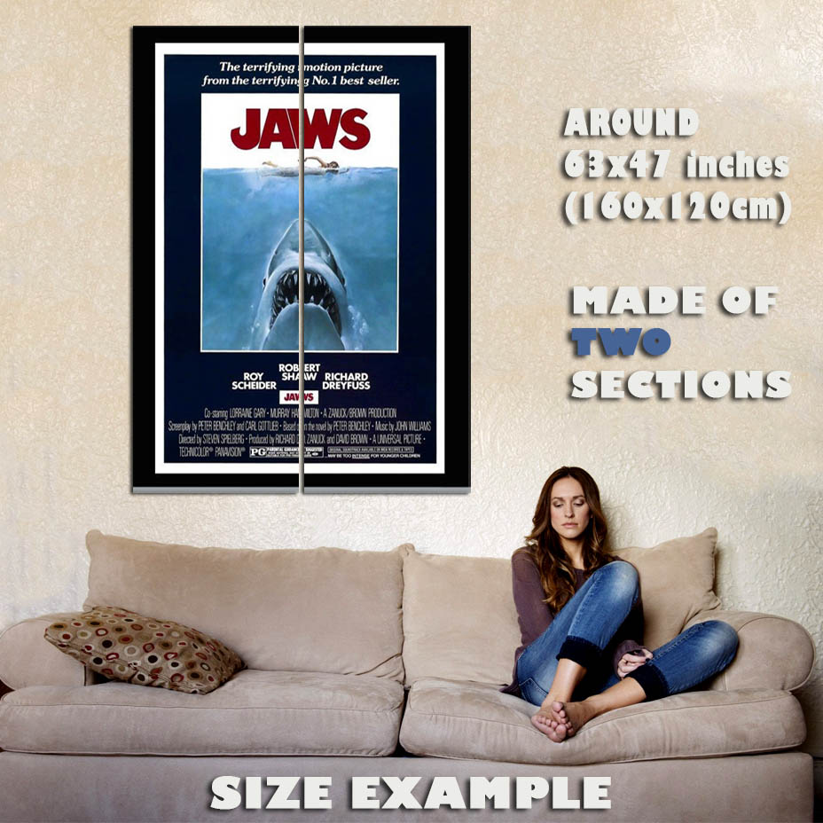 146354-Jaws-Original-Movie-Wall-Print-Poster-Affiche