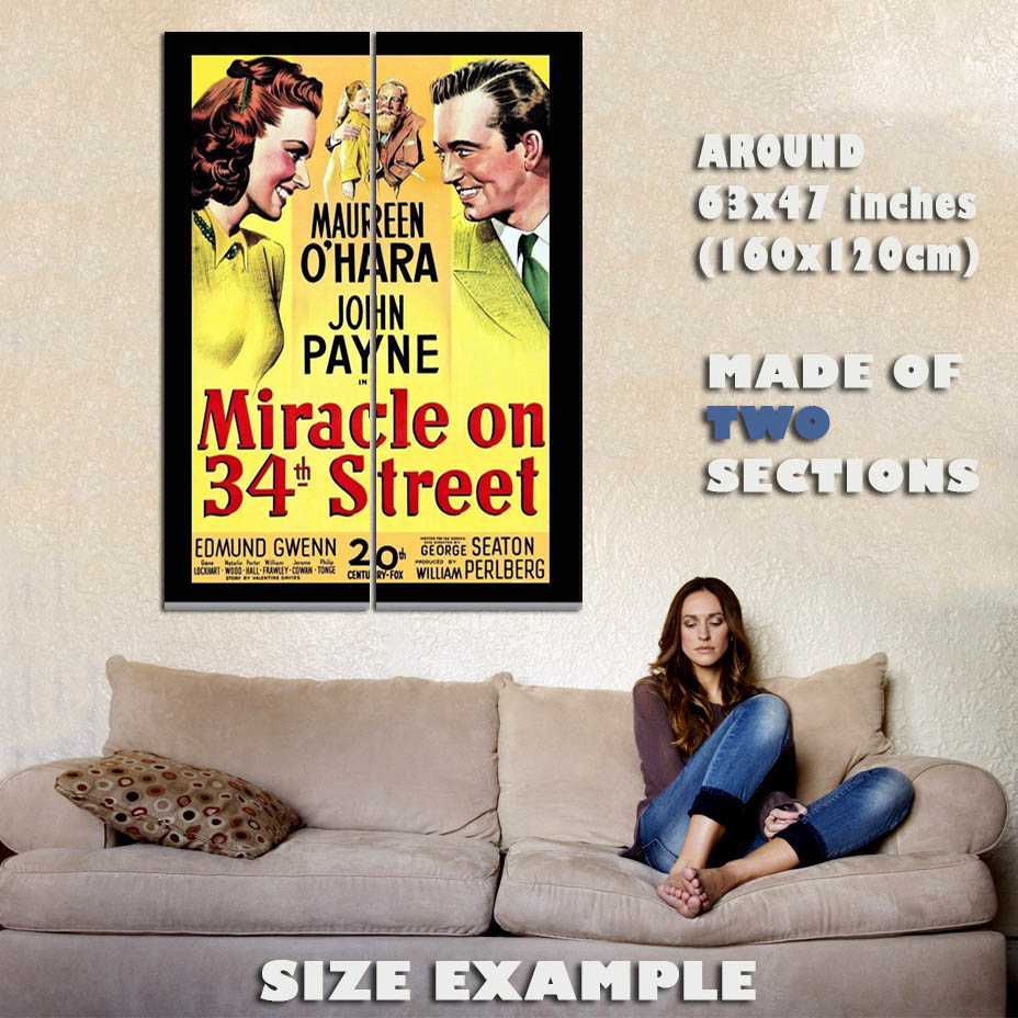 146809-Poster-Miracle-on-34th-Street-Wall-Print-Poster-Affiche