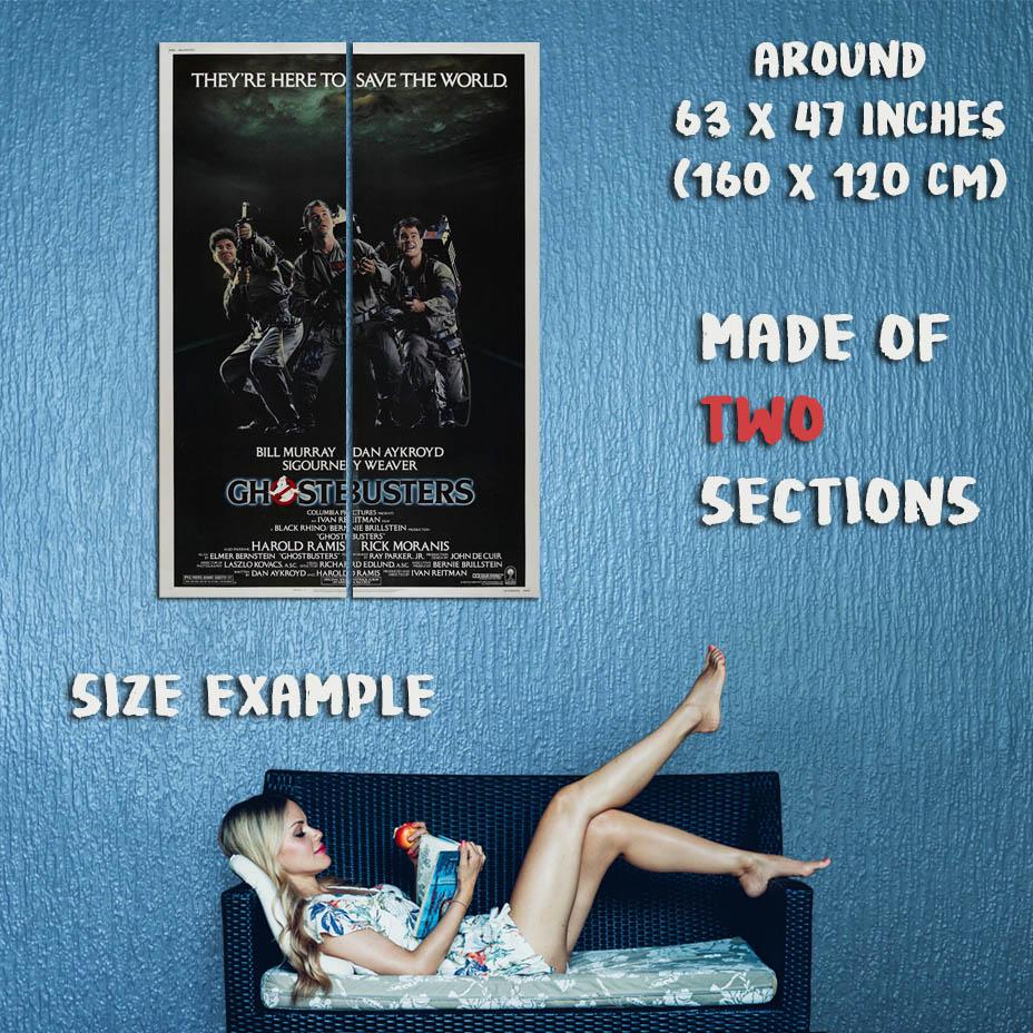 166353-GHOSTBUSTERS-Movie-4-Bill-Murray-Dan-Akroyd-Wall-Print-Poster-Affiche