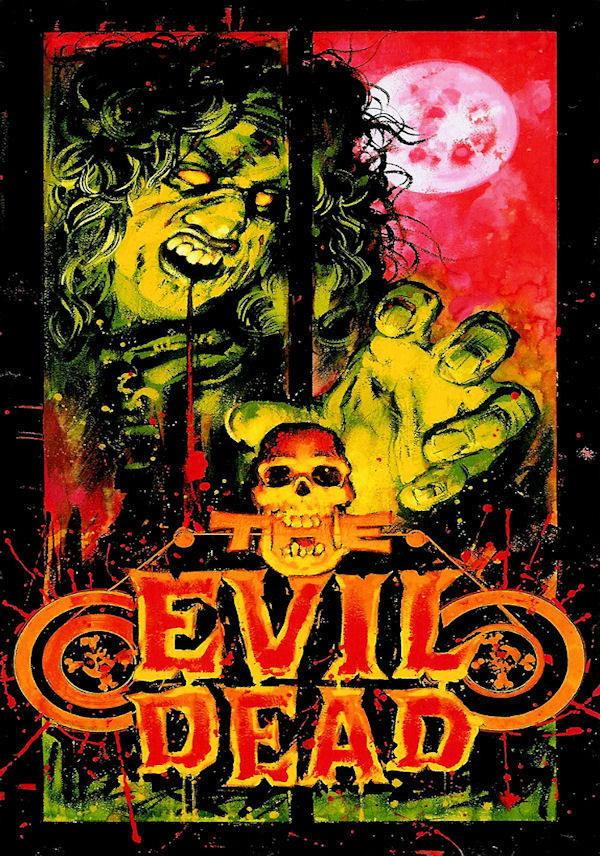 100753 Evil Dead Movie Collector Decor WALL PRINT POSTER AU