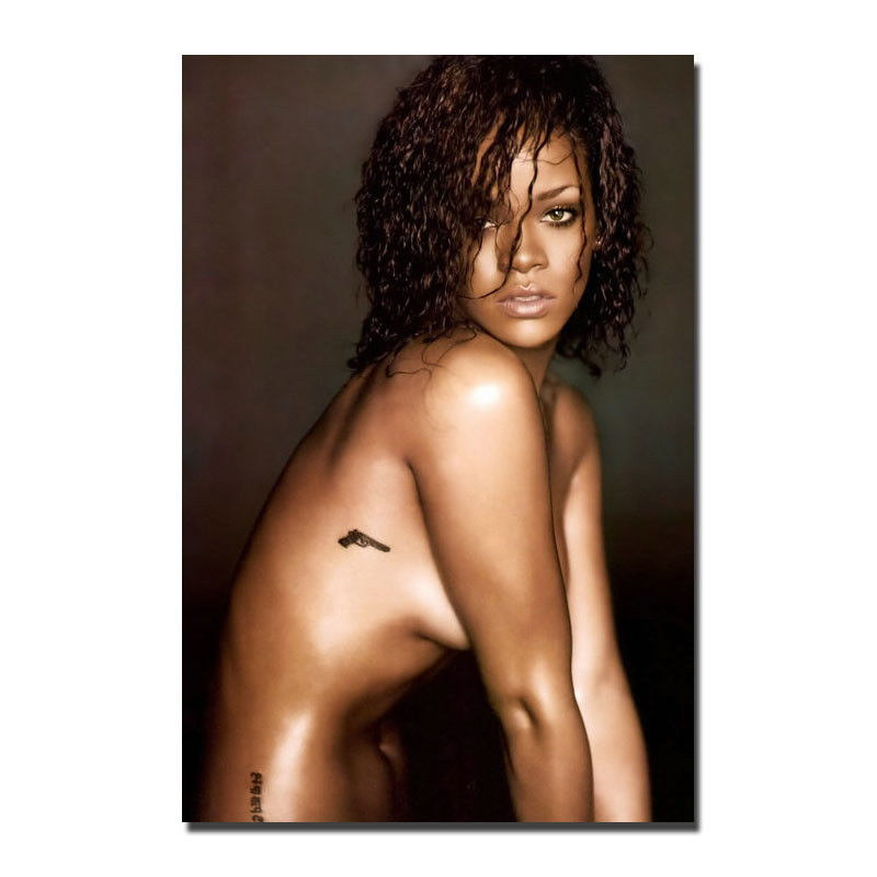 119193 Rihanna - USA Grammy Sex Girl Super Star Decor WALL PRINT POSTER AU