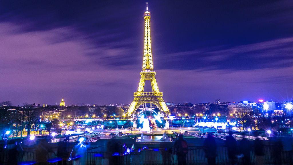 119545 Midnight in Paris Decor WALL PRINT POSTER AU