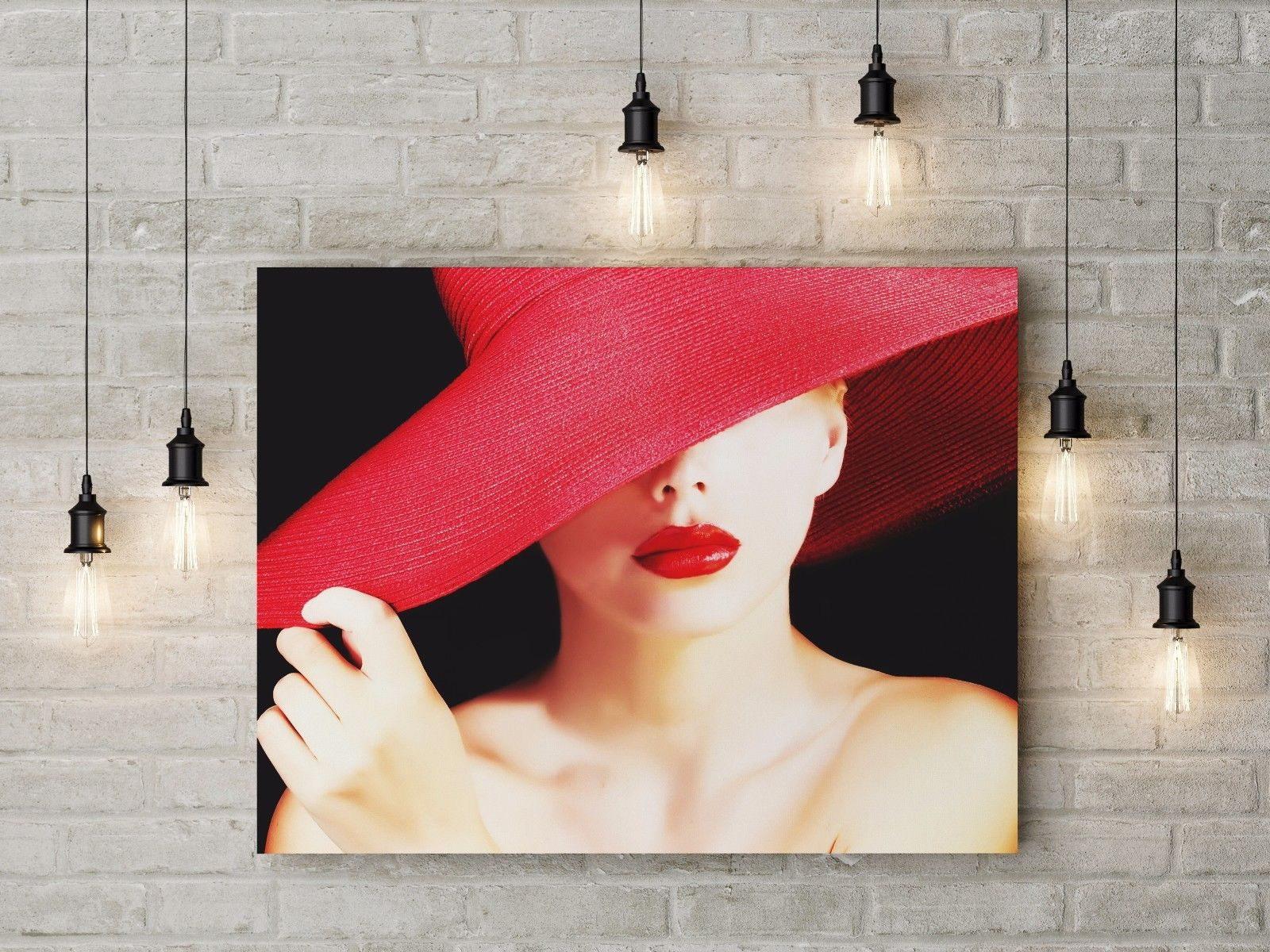 121747 Fashion Design Beautytyle Girl Vintagealo Makeup WALL PRINT POSTER AU