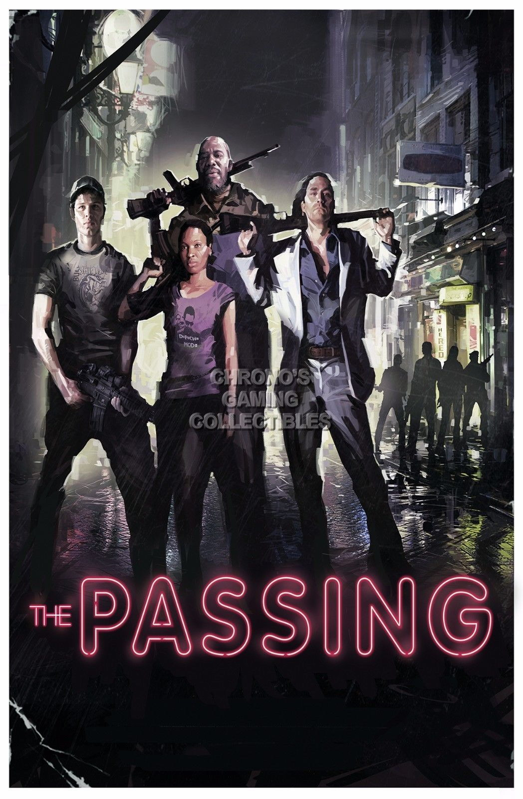 122575-Left-4-Dead-2-The-Passing-Decor-WALL-PRINT-POSTER-AU