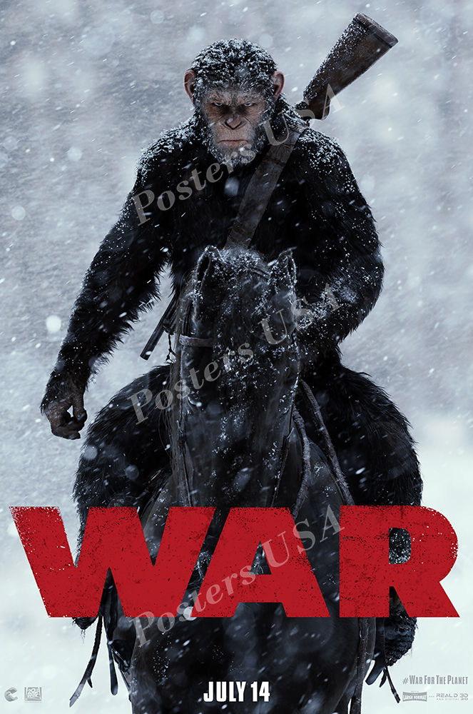 122911 USA War for the Planet Decor WALL PRINT POSTER AU