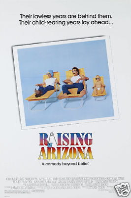 130572 Raising Arizona Decor WALL PRINT POSTER AU