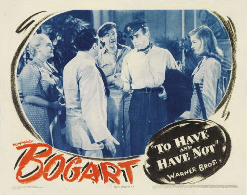132664 To have & have not Humphrey Bog Decor WALL PRINT POSTER AU