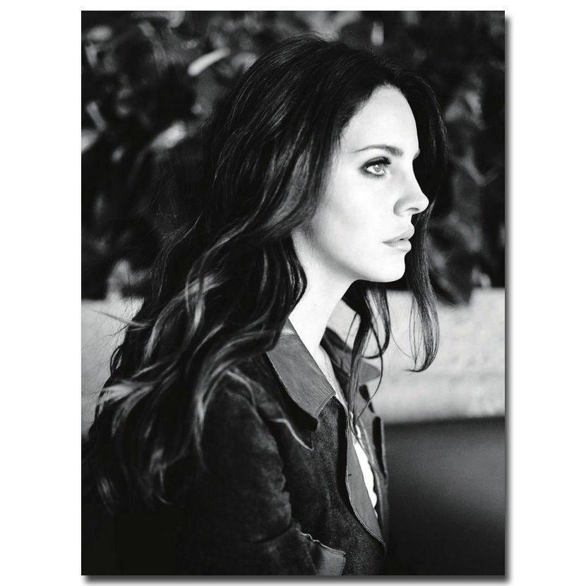 136417-ULTRAVIOLENCE-Lana-Del-Rey-Pop-Music-Singer-FRAMED-CANVAS-PRINT-UK