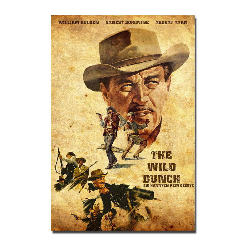 138063-THE-WILD-BUNCH-Movie-Wall-Print-Poster-Affiche