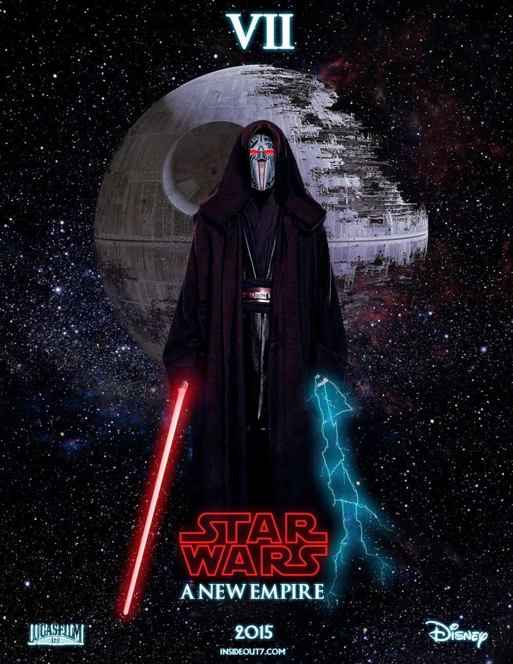 145253 New Star Wars Episod VII VII VII Th Forc Awakens FRAMED CANVAS PRINT Toile aaaa2e