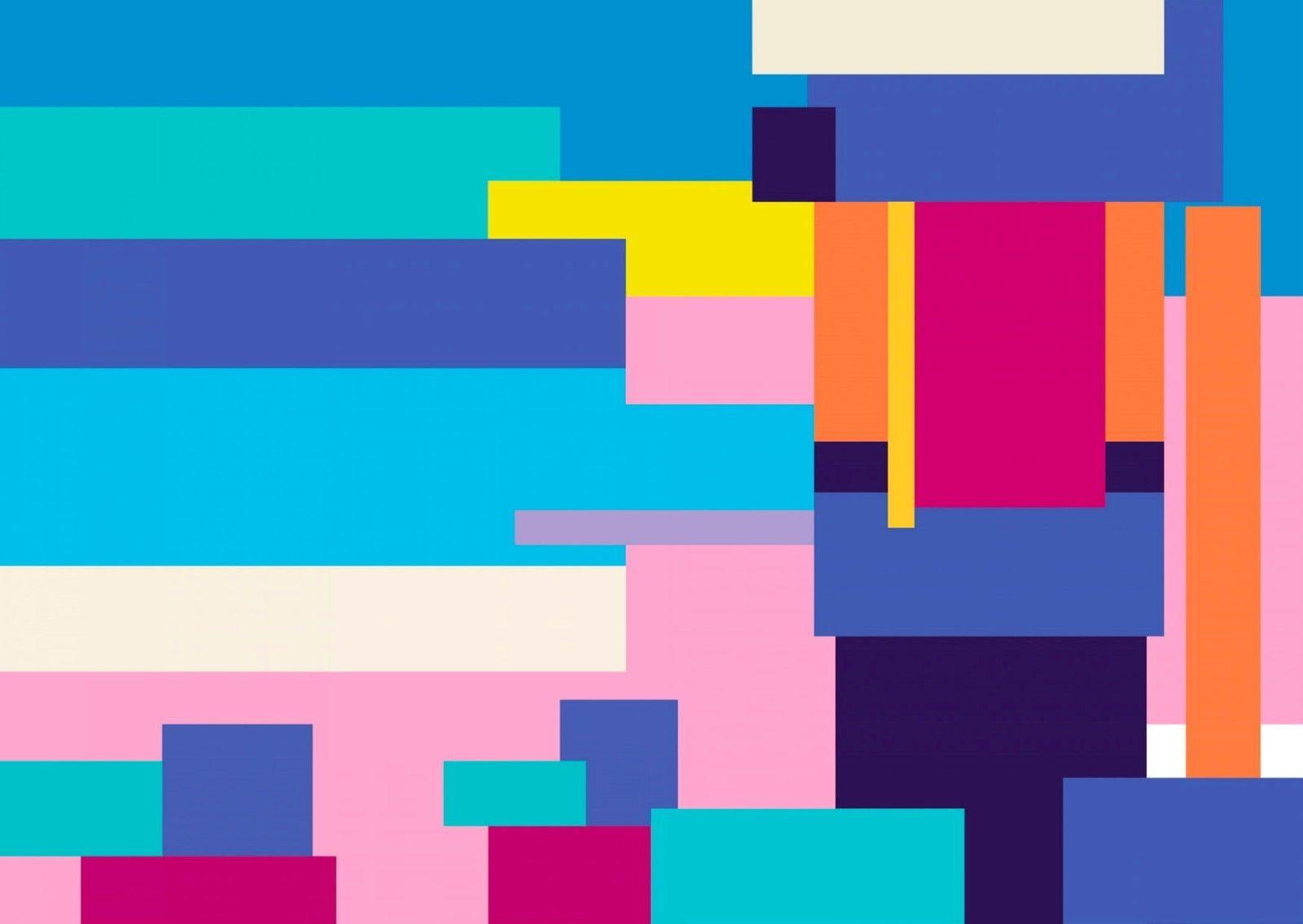 146332 Abstract Modern Decor Wall Print POSTER