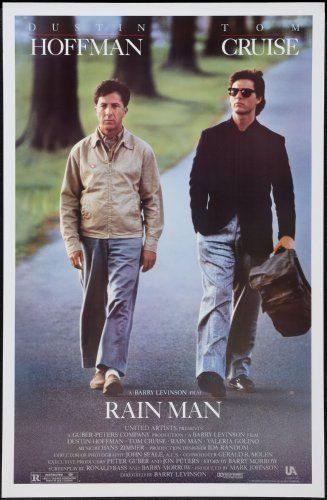 147480 Rainman Movie Wall Print Print Print Poster Affiche 812cf5