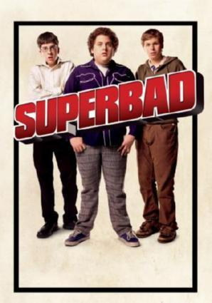150310 Superbad Movie Decor Wall Poster Print CA
