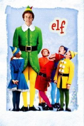 150438 Elf Movie Decor Wall Poster Print CA