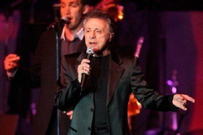 150542 Frankie Valli Decor Wall Poster Print CA