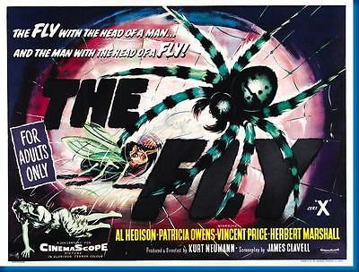 150596 Fly The Movie Decor Wall Poster Print CA