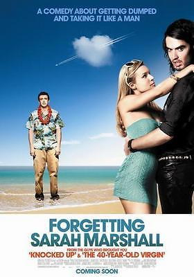 150928 Forgetting Sarah Marshall Movie Decor Wall Poster Print CA
