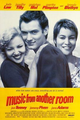 150999 Music From Another Room Movie Decor Wall Poster Print CA