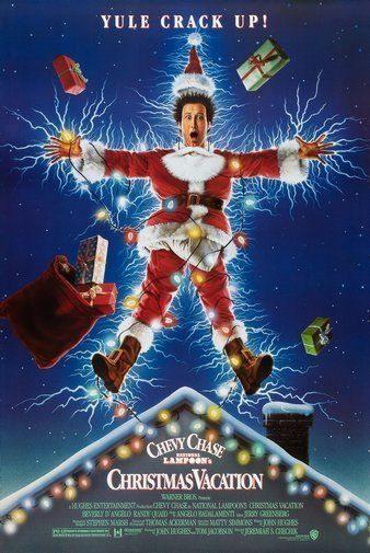 151129 Christmas Vacation Movie Decor Wall Poster Print CA