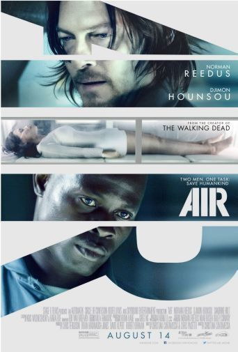 151654 Air Movie Decor Wall Poster Print CA