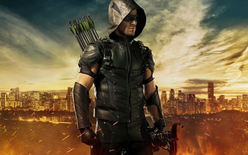 153862 green arrow tv show art wall print poster uk ebay