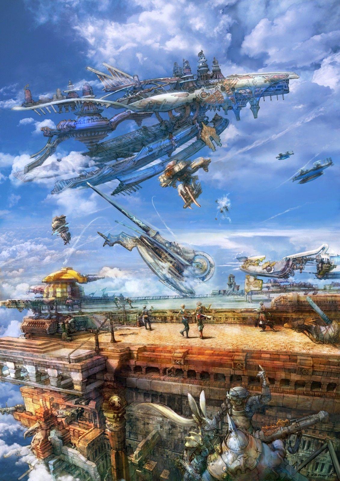 155262-Final-Fantasy-Classic-Wall-Wall-Print-Poster-AU