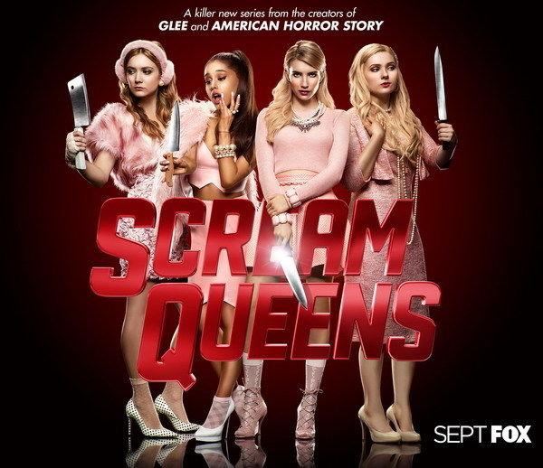 159051 Scream Queens - School Horrible Comedy TV Show Wall P