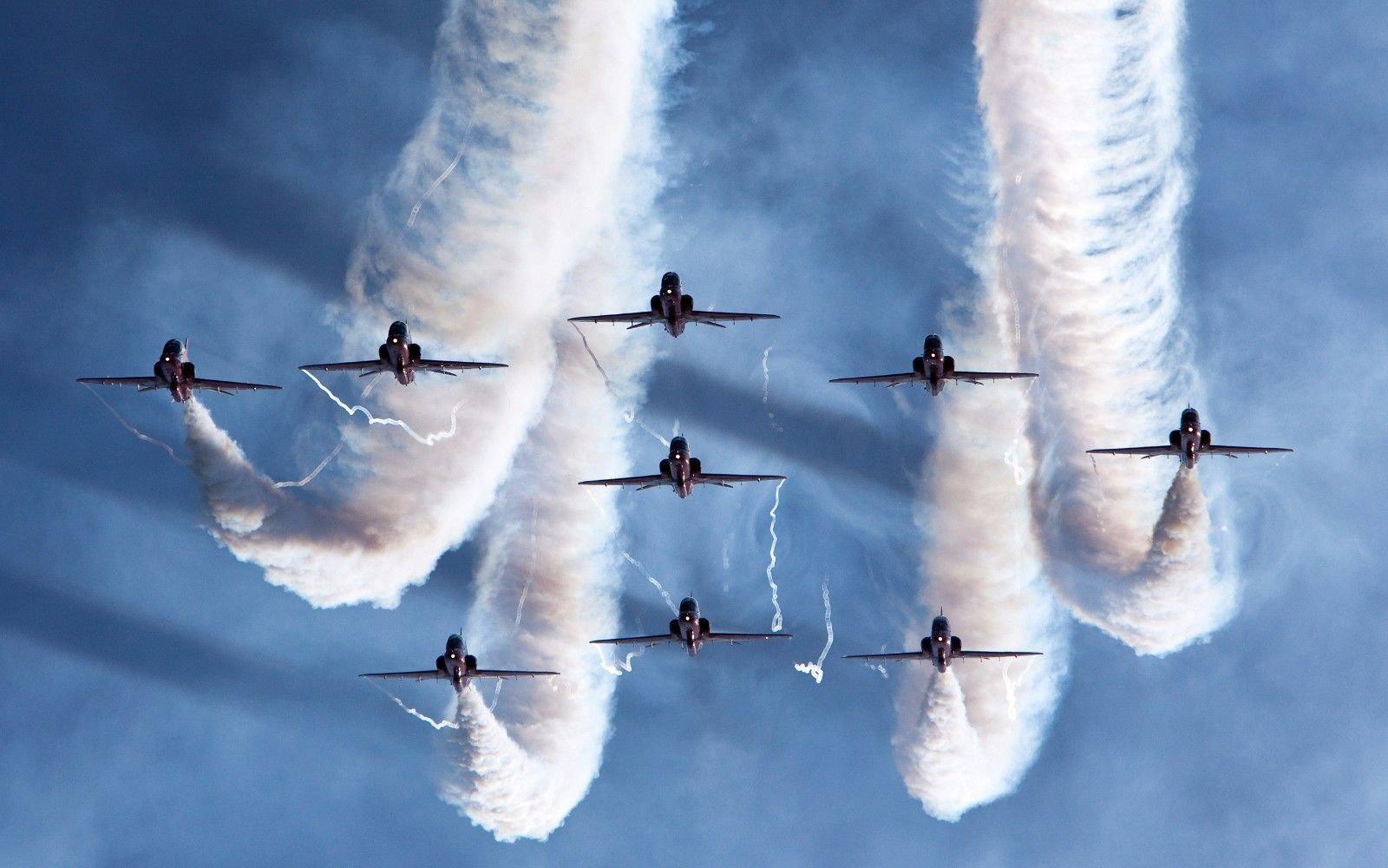 mur la acrobatie Affiche aérienne 161190 Air de Affiche du Affiche Force Royal la de x1wnITf