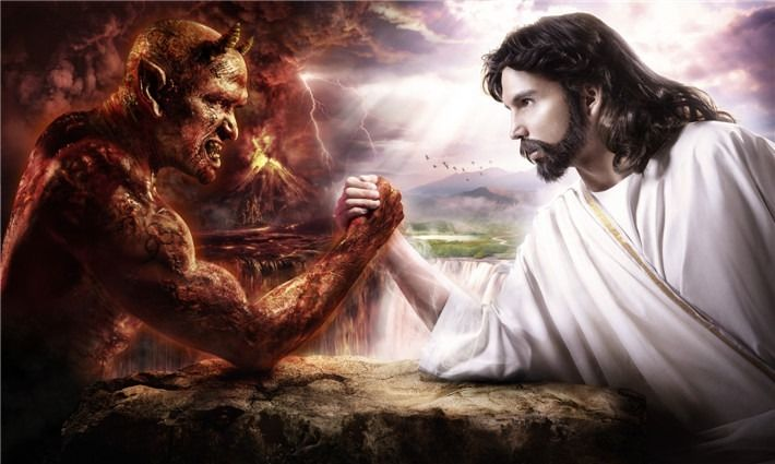 166942 Jesus Christ Art Wall Print Poster Plakat
