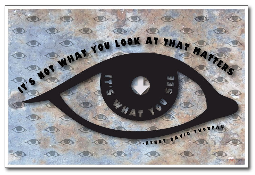 173795 What You See Classroom Decor WALL PRINT POSTER AU
