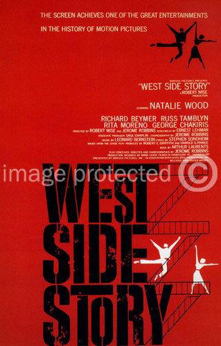 174565 Vintage Movie Natalie Wood West Side Decor WALL PRINT POSTER US