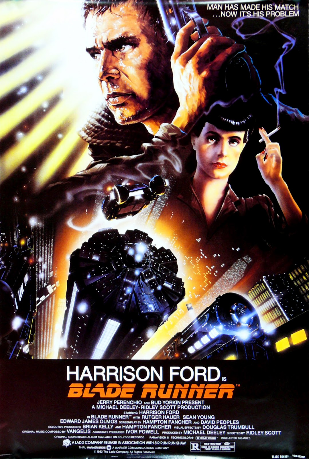 200088-Blade-Runner-Movie-from-the-1982-film-classic-Wall-Print-Poster-Affiche